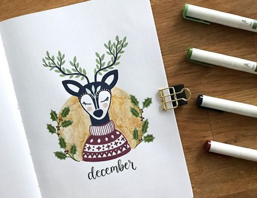 December Cover Page Ideas for 2020